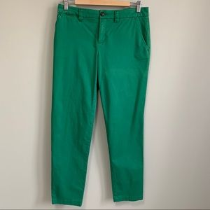 Gap Green Khakis